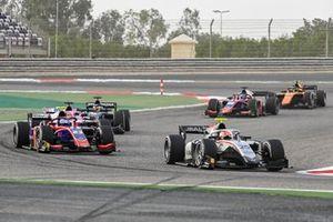 Luca Ghiotto, Hitech Grand Prix, Marino Sato, Trident