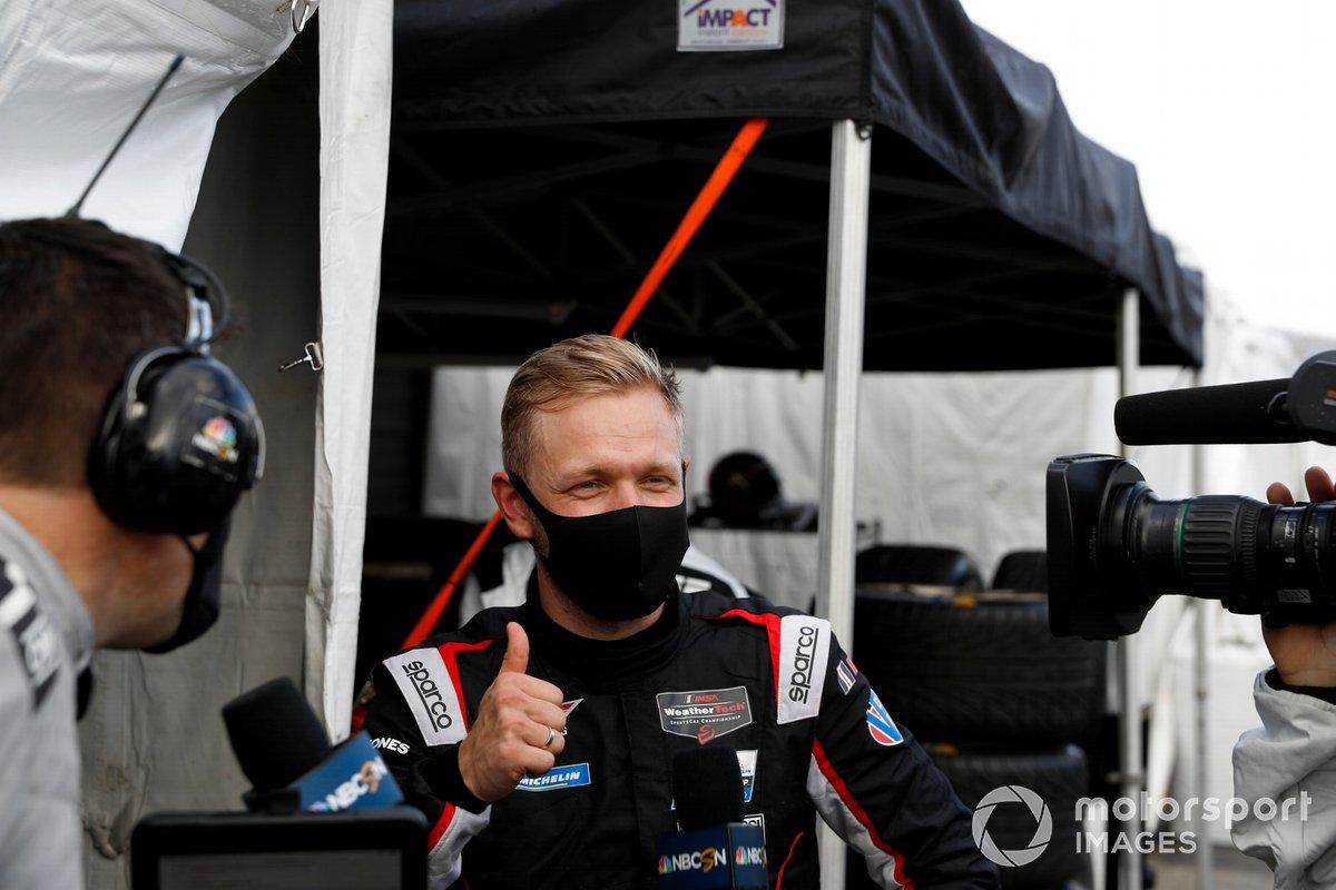 #1 Chip Ganassi Racing Cadillac DPi: Kevin Magnussen