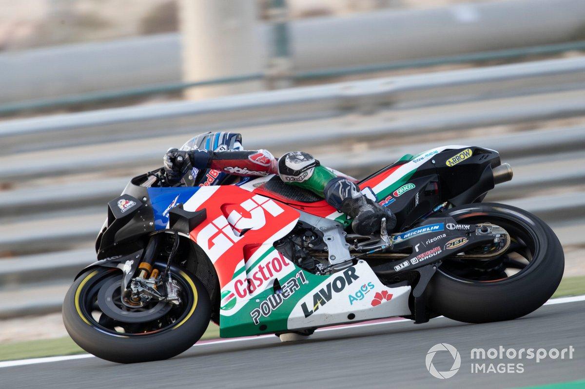 18º Alex Márquez, Team LCR Honda - 1:54.692