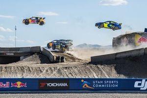 Nitro Rallycross action
