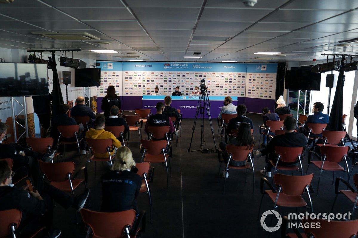 Antonio Felix da Costa, DS Techeetah, Stoffel Vandoorne, Mercedes Benz EQ, Rene Rast, Audi Sport ABT Schaeffler