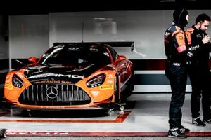 #4 Haupt Racing Team Mercedes-AMG GT3: Maro Engel, Luca Stolz, Vincent Abril