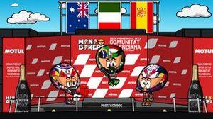 El GP de Valencia 2020 de MotoGP según MiniBikers