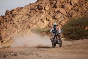Arunas Gelazninkas, KTM 450 Rally