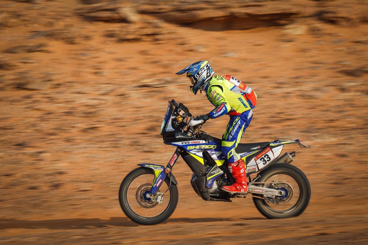 #33 Sherco Racing: Harith Noah Koitha Veettil