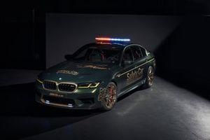BMW M5 CS Safety Car