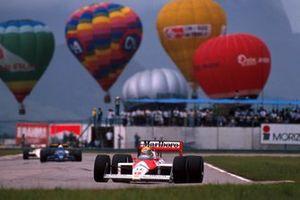 Ayrton Senna, McLaren MP4/4 Honda RA168-E