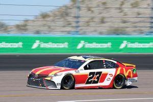 Bubba Wallace, 23XI Racing, Toyota Camry McDonalds