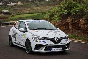 Chris Ingram, Ross Whittock, Renault Clio Rally5