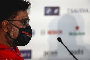 Dilbagh Gill, CEO, teambaas, Mahindra Racing