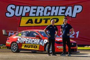 Russell Ingall et Broc Feeney, Triple Eight Race Engineering
