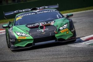 #3 Bonaldi Motorsport, Lamborghini Huracan ST Evo: Milos Pavlovic, Petar Matic