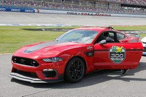 Ford Mustang Pace Car Talladega Superspeedway