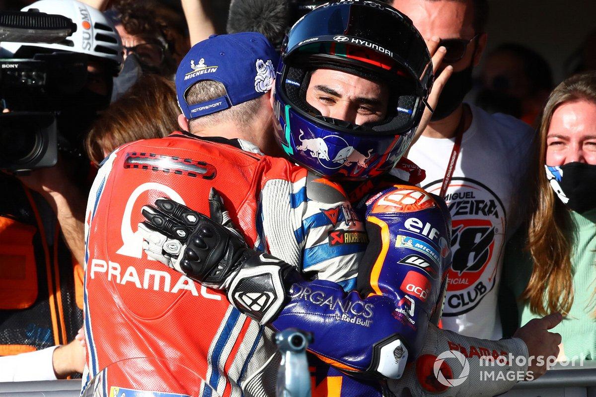 Jack Miller, Pramac Racing, Miguel Oliveira, Red Bull KTM Tech 3