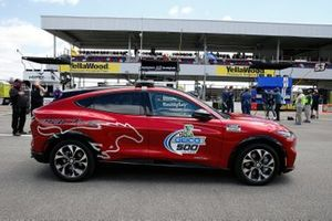 Pace-Car: Ford Mustang Mach-E