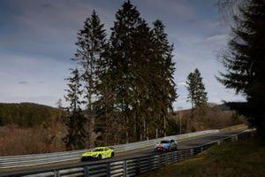 #162 Mercedes-AMG GT4: Marcel Marchewicz, Fidel Leib, Reinhold Renger