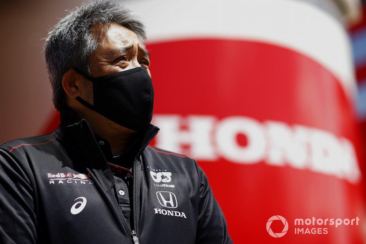 Masashi Yamamoto, Director General de Honda Motorsport