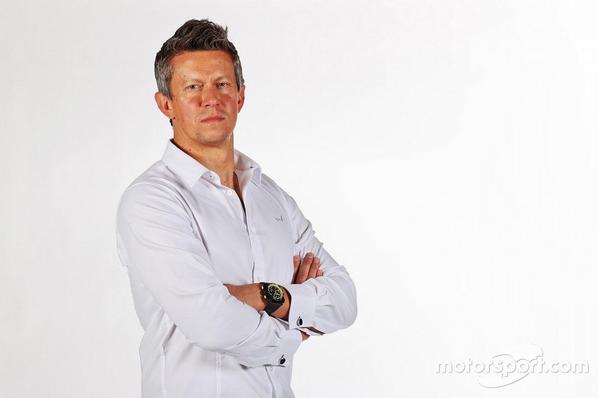Marcin Budkowski, Direttore Esecutivo del Team Alpine F1