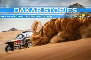Cover Dakar Stories: Dakar 2021