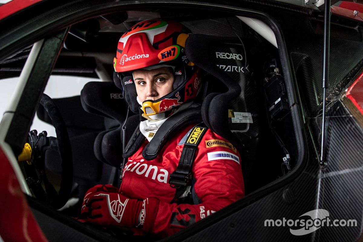 Laia Sanz, ACCIONA Sainz XE Team