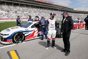 William Byron, Hendrick Motorsports, mit Rudy Fugle