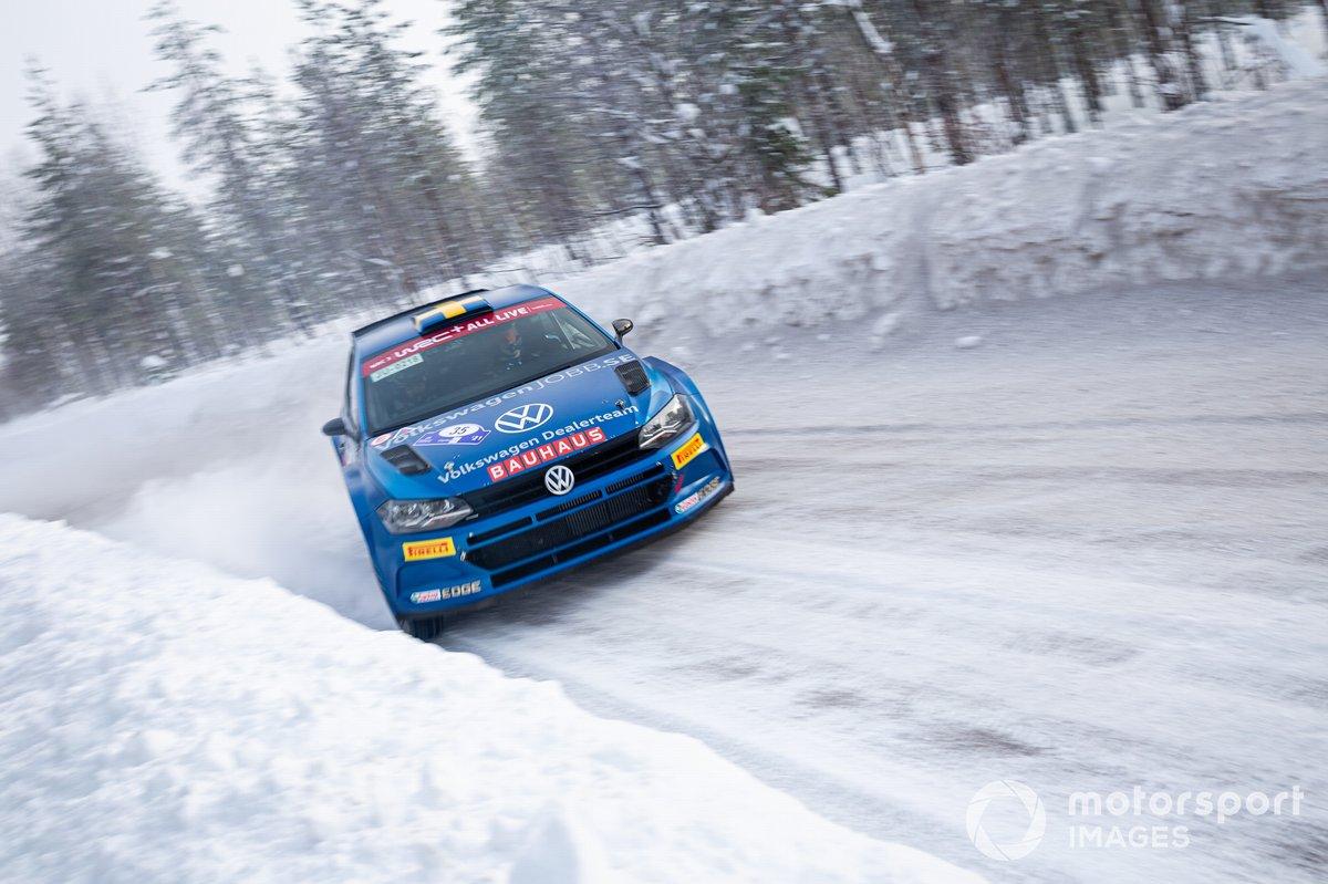 Johan Kristoffersson, Patrik Barth, Kristoffersson Motorsport Volkswagen Polo GTi