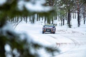 Sean Johnston, Alexander Kihurani, Saintéloc Junior Team Citroën C3 Rally2