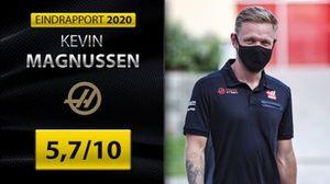 Eindrapport Formule 1 2020: Kevin Magnussen, Haas