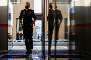 Гюнтер Штайнер, руководитель Haas F1