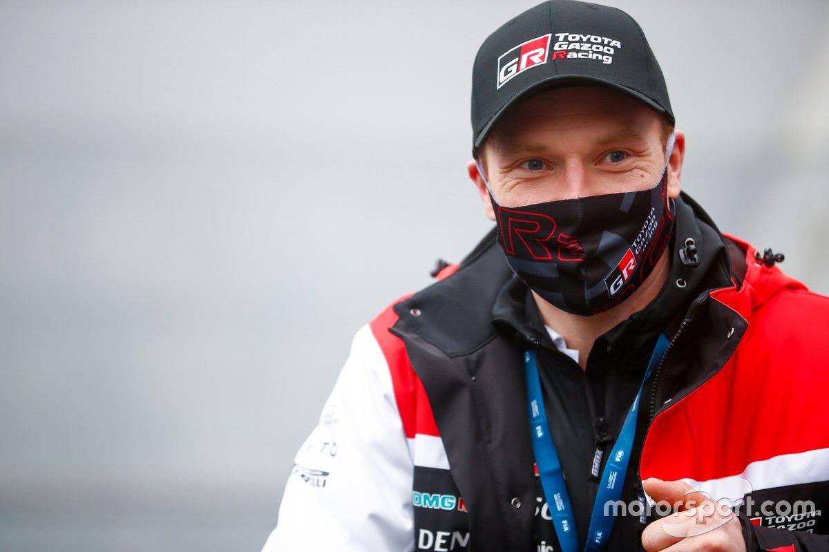 Jari-Matti Latvala, Director de Toyota Gazoo Racing