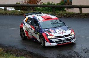 Kevin Abbring, Pieter Tsjoen, Volkswagen Polo GTI R5