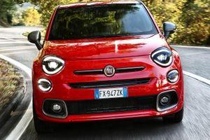 Fiat prepara la 500X Cabrio