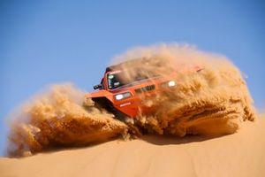 #364 Md Rallye Sport Optimus: Erwin Imschoot, Olivier Imschoot