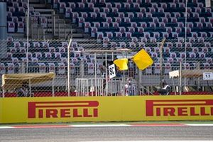 Flags for Safety Car