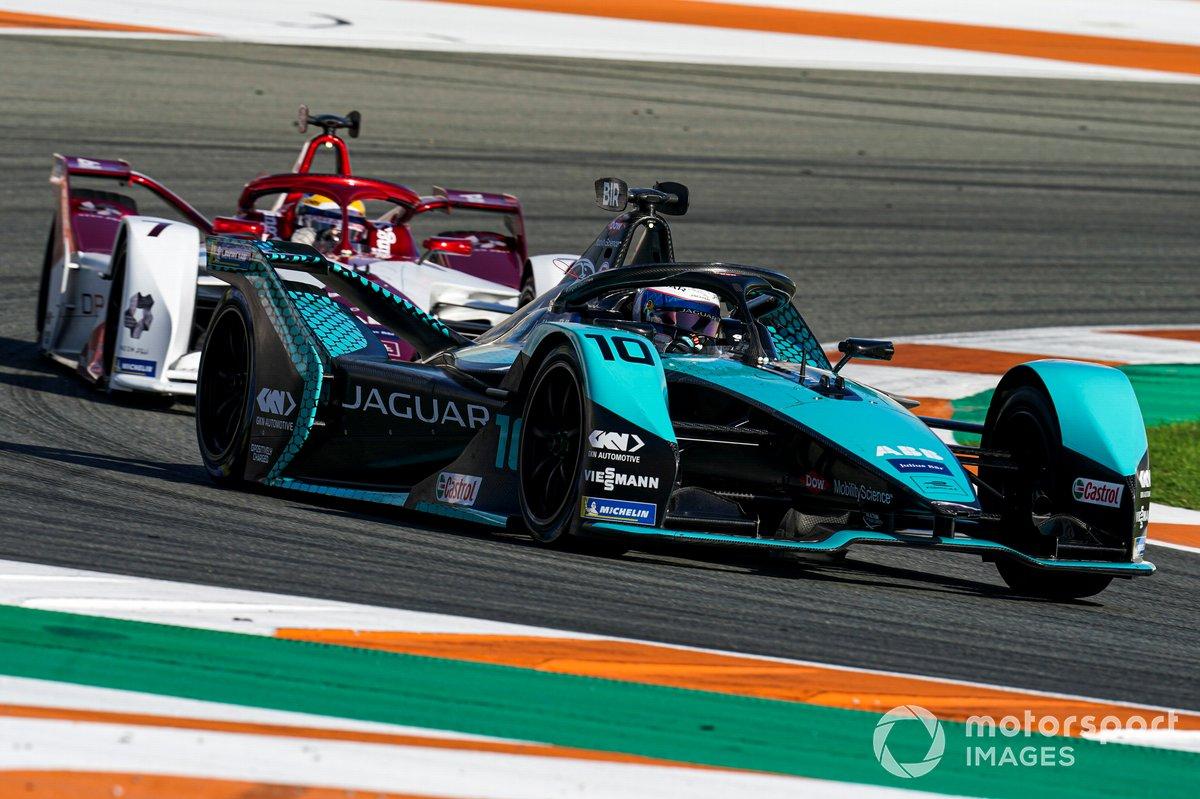 Sam Bird, Panasonic Jaguar Racing, Jaguar I-Type 5 Sergio Sette Camara, Dragon Penske Autosport, Penske EV-4