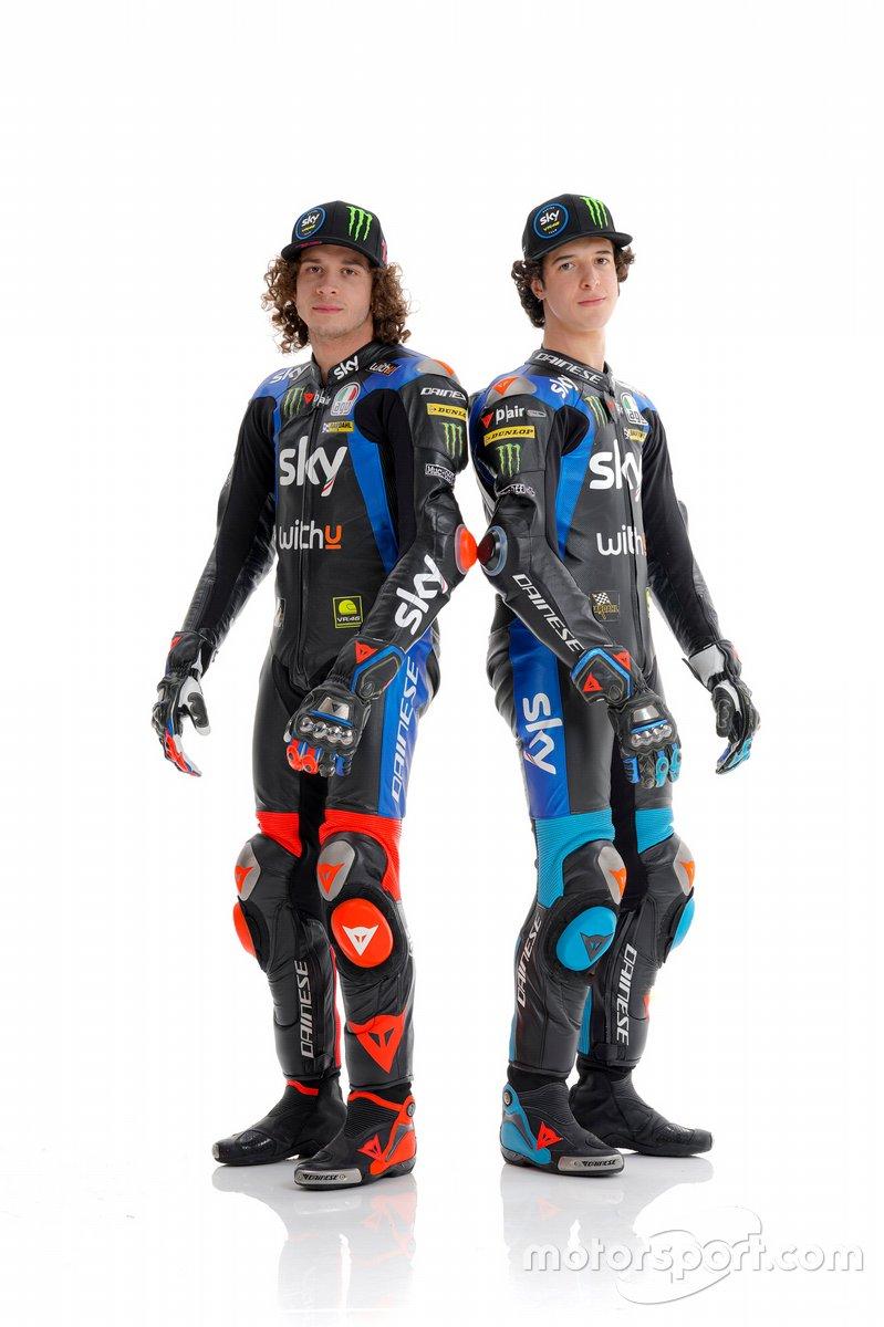 Celestino Vietti Ramus, Marco Bezzecchi, Sky VR46 Team