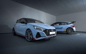 Hyundai i20 Rally2, Hyundai i20 N