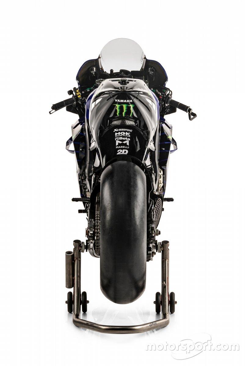 Yamaha YZR-M1 de Maverick Vinales, Yamaha Factory Racing