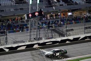 Yarış galibi Ty Gibbs, Joe Gibbs Racing, Toyota Supra Monster Energy