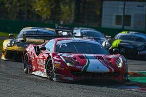 Giorgio Roda, Alessio Rovera, Antonio Fuoco, AF Corse, Ferrari 488 GT3