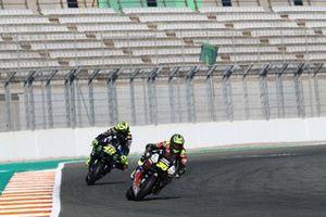 Cal Crutchlow, Team LCR Honda Valentino Rossi, Yamaha Factory Racing