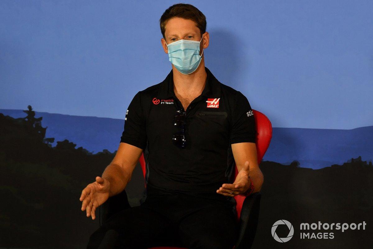Romain Grosjean, Haas F1 Team, 8 puan