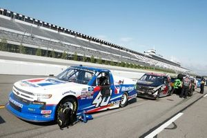 Ross Chastain, Niece Motorsports, Chevrolet Silverado iRacing