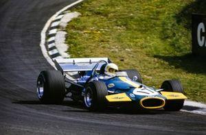 Jack Brabham, Brabham BT33 Ford