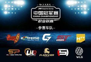 F1 Esport Series China Championship Season 2