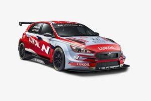 Gabriele Tarquini, Norbert Michelisz, BRC Hyundai N LUKOIL Squadra Corse, Hyundai i30 N TCR