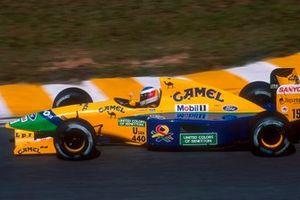 Michael Schumacher, Benetton B191B Ford