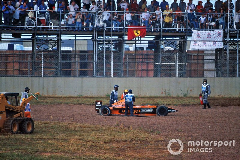 Jos Verstappen, Arrows