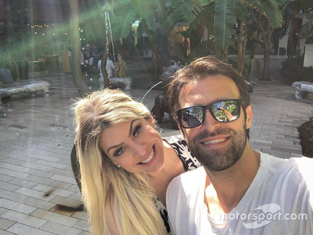 Átila Abreu e Renata Fan