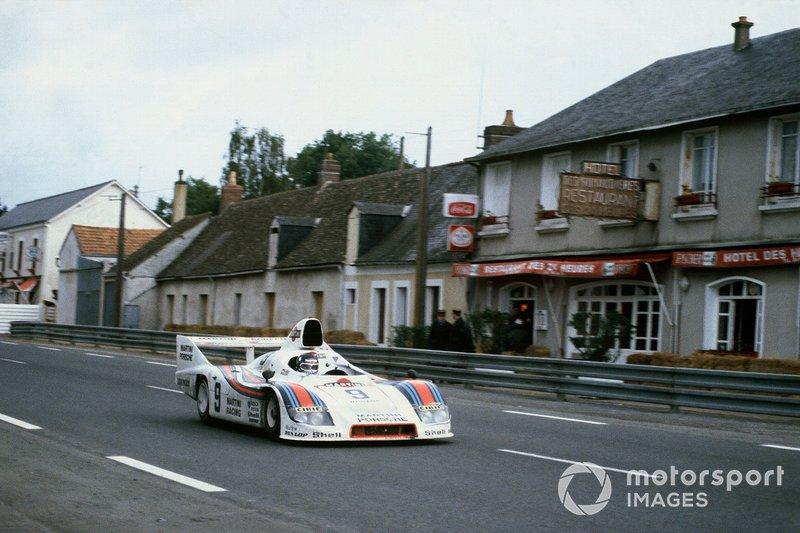 Жаки Икс и Рейнхольд Йост, Porsche 908/80 Turbo
